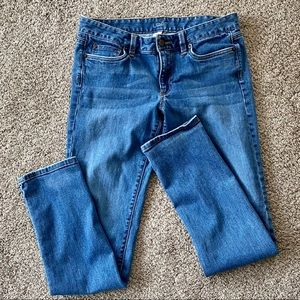 LOFT Modern Slim Skinny Jeans